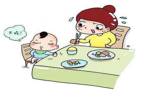 小儿厌食是怎么引起的